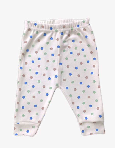 Blue spot Trousers