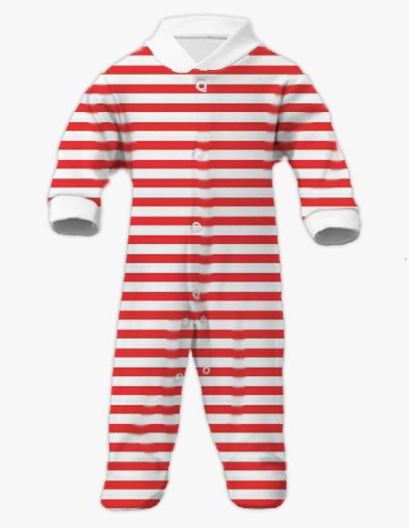 SS1 Red 5 Stripe